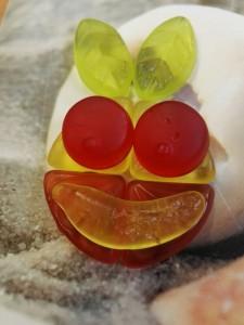 Zucker kommt meist lachend daher...