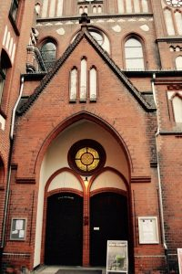 Kirche Mater Dolorosa