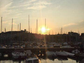 Gardasse Hafen